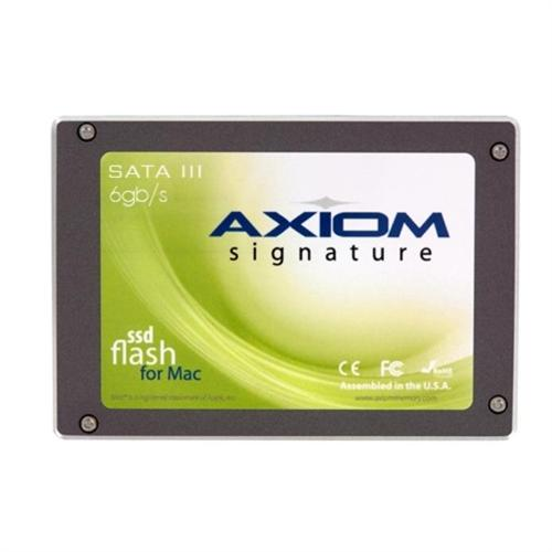 Axiom Memory 480GB Signature III for Mac - Solid State Drive - SATA-600