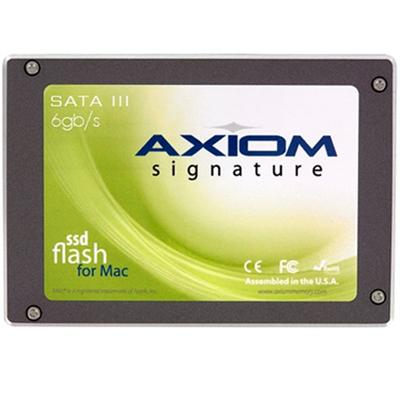 Axiom Memory Signature III for Mac - Solid state drive - 240 GB - internal - 2.5