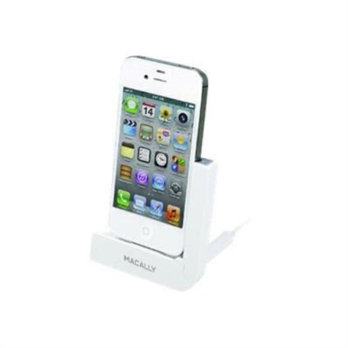 MacAlly Peripherals Foldable Charging Stand For iPhone 4S/4