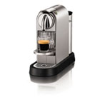 Nespresso Espresso Maker - Refurbished CITIZ D110 SILVER-RE