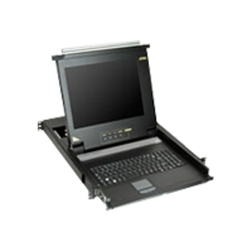 Aten Technology CL1016M - KVM console - 17""