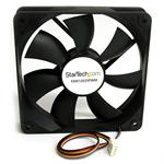 120x25mm Computer Case Fan with PWM - Case fan - 120 mm - black