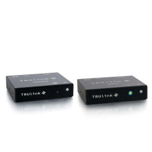 Cables To Go TruLink VGA over UTP Box Transmitter/ Box Receiver Kit - video extender