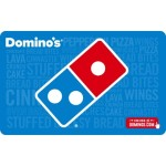 National Gift Card $10 DOMINOS GIFT CARD $10 DOMINOS GIFT CAR