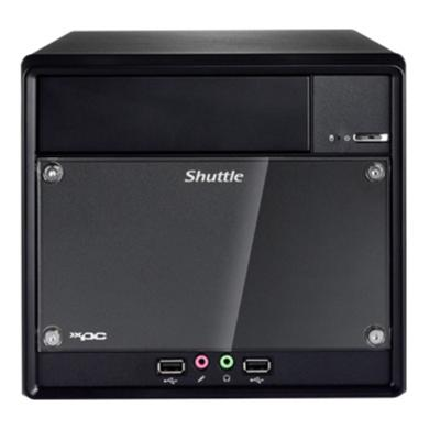 Shuttle XPC SH61R4 - 0MB RAM, no HDD, no graphics, Gigabit LAN, no OS, Monitor : none. (SH61R4)