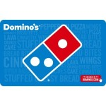 National Gift Card $10 DOMINOS ELECTRONIC CARD $10 DOMINOS ELECTRON