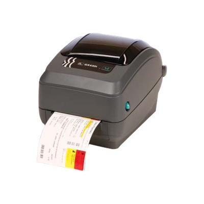 Zebra Tech G-Series GX430t - label printer - monochrome - direct thermal / thermal transfer (GX43-102510-050)