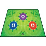 CTA Digital Xbox Kinect Game Play Mat KIN-PRM