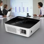 Joybee GP2 - DLP projector - portable - 200 lumens - WXGA (1280 x 800) - 16:10 - 720p