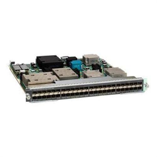 Cisco MDS 9000 Family Advanced Fibre Channel Switching Module - switch - 48 ports - managed - plug-in module