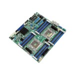 Server Board S2600CP2 - Motherboard - SSI EEB - LGA2011 Socket - 2 CPUs supported - C600-A - 2 x Gigabit LAN - onboard graphics