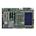 SUPERMICRO H8SGL - Motherboard - ATX - Socket G34 - AMD SR5650/SP5100 - 2 x Gigabit LAN - onboard graphics