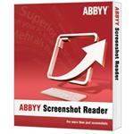 ABBYY USA Screenshot Reader (Windows)- Complete Package FRLSSRFWB