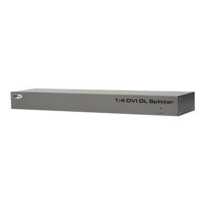 Gefen1:4 Dvi Dual Link Splitter(EXT-DVI-144DL)