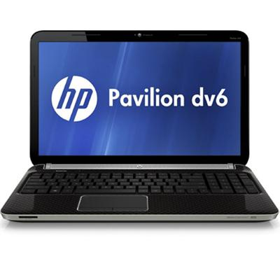 HP Pavilion dv6-6128ca AMD Quad-Core A6-3410MX 2.30GHz Entertainment Notebook - 4GB RAM, 750GB HDD, 15.6