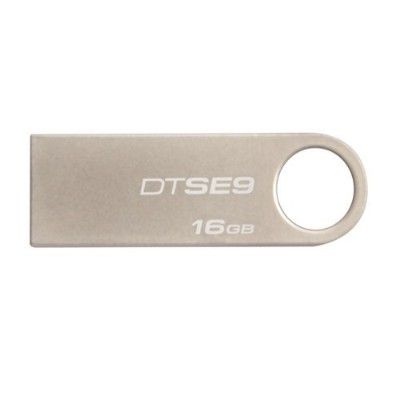 Kingston Digital 16GB DataTraveler Special Edition 9 USB Flash Drive (DTSE9H/16GBZ)
