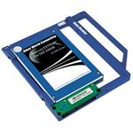 Data Doubler Optical Bay Hard Drive/SSD Mounting Solution for all Apple MacBook & MacBook Pro 'Unibody' Models; all MacBook Models 'Late 2008' and Later