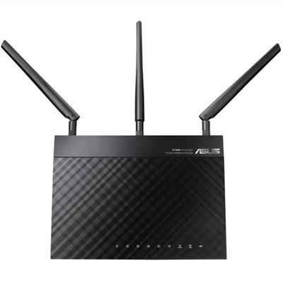 ASUSDual-Band Wireless-N900 Gigabit Router(RT-N66U)