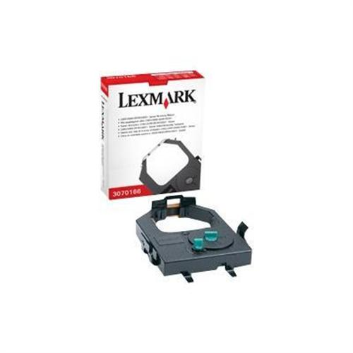 Lexmark 1 - black - re-inking ribbon