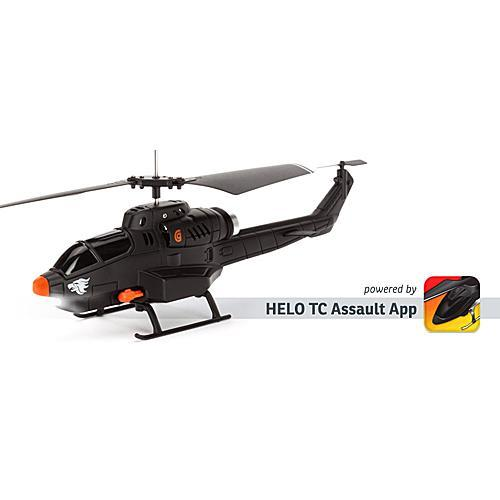 Griffin HELO Touch-Controlled RC Assault Helicopter for iOS or Android device (GC30014)