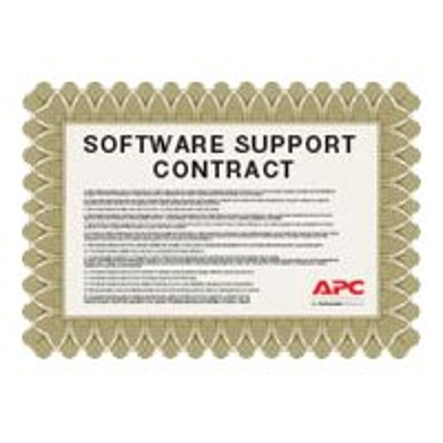 APC Software Maintenance Contract technical support - 3 years - for  StruxureWare Operations Cluster Node License