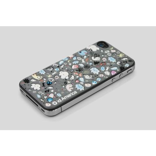 id America Cushi Original Soft Foam Pad iPhone Case - Cloud