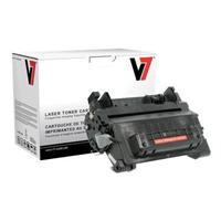 V7 High Yield - black - remanufactured - MICR toner cartridge ( equivalent to: HP 64A ) - for HP LaserJet P4015dn, P4015n, P4015tn, P4015x THK2364AHM