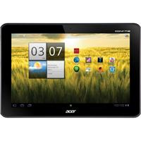 "Acer ICONIA Tab A200-10g16u NVIDIA Tegra 2 250 Dual-core 1GHz Tablet PC - 1GB RAM, 16GB Flash Memory, 10.1"" WXGA HD multi-touch display, 802.11b/g/n, Bluetooth 2.1+EDR, 0.3MP Front Camera, 2-cell Li-Polymer, Titanium Gray. XE.H8QPN.001"