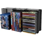 Disc Storage Module 45CD Black