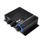 60 Watt Audio Amplifier