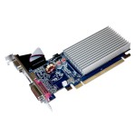 ATI Radeon HD 5450 - Graphics card - Radeon HD 5450 - 1 GB GDDR3 - PCIe x16 low profile - DVI, D-Sub, HDMI - fanless