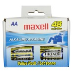 Alkaline Batteries - 48 Pack - AA