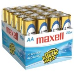 Maxell AA Cell (20 Pack - Brick) 723453 - LR620MP