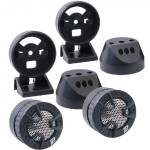 Power Acoustik 4-Way Mount Tweeter 250 Watts NB-4