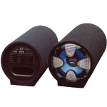 10'' 500 Watt Amplified Subwoofer Tube