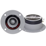 3.25'' 300 Watt Aluminum Die-Cast Super Titanium Tweeter - Pair