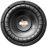 Max Pro 15'' 2000 Watt Small Enclosure Dual 4 Ohm Subwoofer