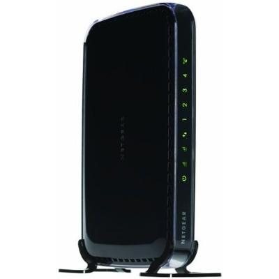 NetGearWN2500RP Universal Dual Band WiFi Range Extender, 4-port WiFi Adapter - wireless network extender(WN2500RP-100NAS)