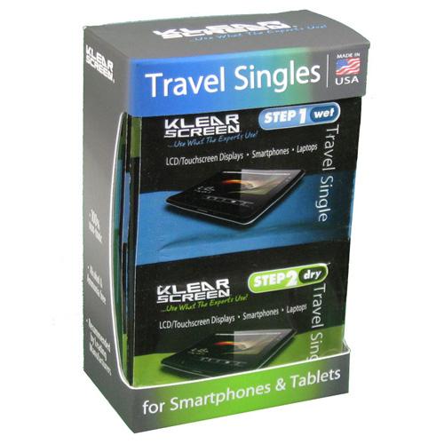 Iklear travel singles 12 pack