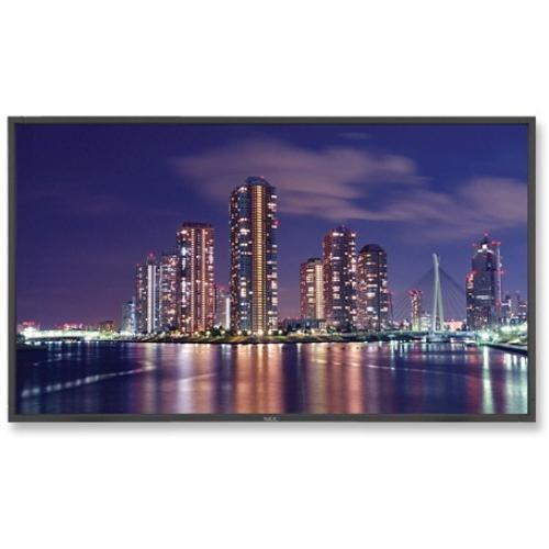 "NEC Displays 55"" Professional-Grade Large-Screen Display with AV Inputs & ATSC/NTSC/QAM Tuner"