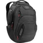 "Renegade RSS - Notebook carrying backpack - 17"" - black"