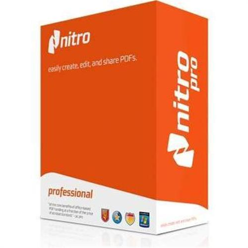 Nitro PDF Software PDF Pro 7 - Upgrade from version 6 - 11-99 user