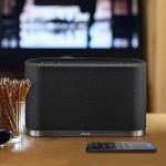 iW1 AirPlay Wireless Stereo Speaker System with Rechargeable Battery