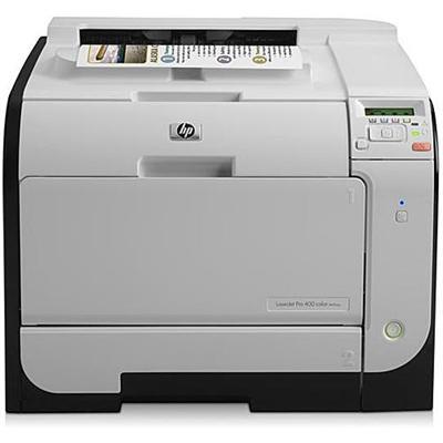 HPLaserJet Pro 400 Color M451nw Printer(CE956A#BGJ)