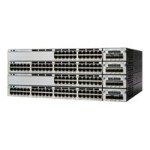 Catalyst 3750X-48PF-S - Switch - managed - 48 x 10/100/1000 (PoE+) - rack-mountable - PoE+ - refurbished