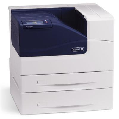 Xerox Phaser 6700/YDT Color Laser Printer - USB; Ethernet, 2-Sided Printing, 550-Sheet Feeder (6700/YDT)