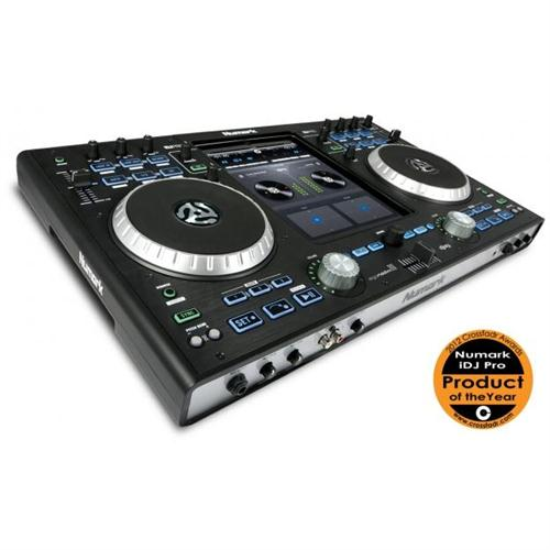 Numark Industries Professional DJ Controller for iPad