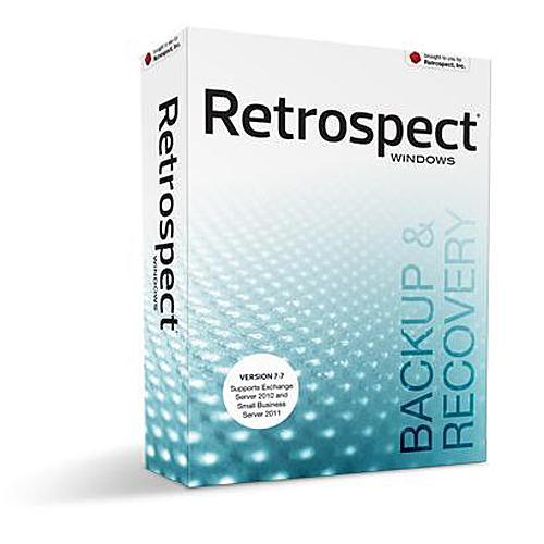 Retrospect Windows Multi Server - ( v. 7.7 ) - upgrade license + Annual Support and Maintenance - unlimited clients