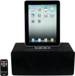 Spectra Merchandising Internatonal Jensen JiPS-290i iPad/iPod/iPhone Universal Docking Speaker Station JIPS-290I