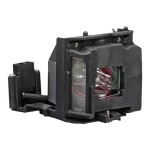 Projector lamp - for Sharp XG-F210, XG-F260X, XR-30S, XR-30X, XR-40X; Notevision XG-F210X